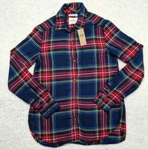 American Eagle Ahh-Mazingly Soft Plaid Shirt NWT